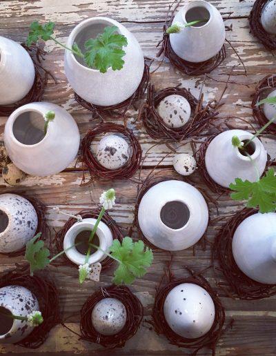 Inspirera Keramik - Små vaser